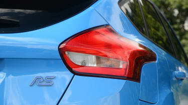 Ford Focus RS - rear detail