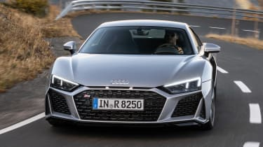 Audi R8 RWD Coupe - full front