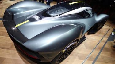Aston Martin Valkyrie Geneva - rear