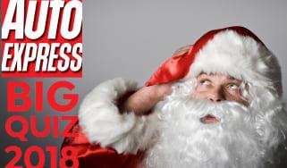 Christmas quiz 2018 - header