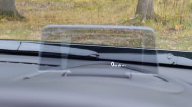 Mazda cx-3 heads up display