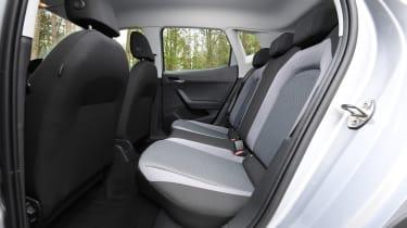 Arona - rear seats