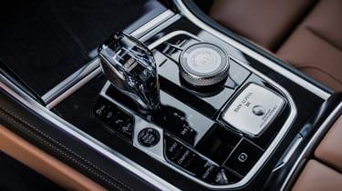Alpina B8 Gran Coupe - controls
