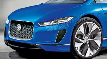 Jaguar 1+1 - front detail (watermarked)