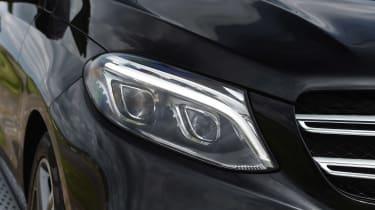 Mercedes GLE 350d - light detail
