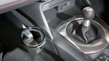 Mazda MX-5 2015 gearstick