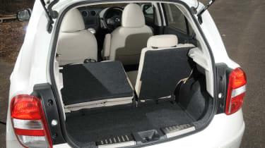 Nissan Micra DiG-S Shiro  boot