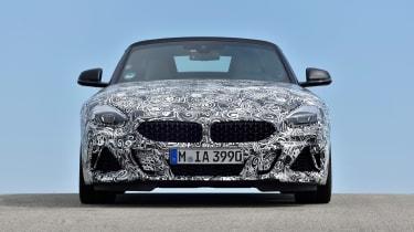BMW Z4 prototype - full front