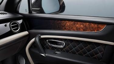 Bentley Bentayga Mulliner - veneer