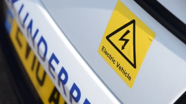 Aston Martin Rapide E - electric
