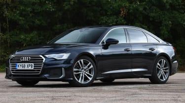 Audi A6 - Front Still