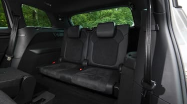 skoda kodiaq rear seats third row