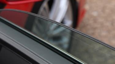 audi a7 sportback double glazing