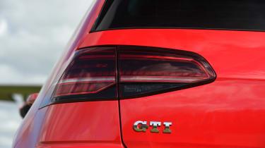 Volkswagen Golf GTI - rear light detail