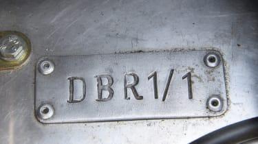 Aston Martin DBR1 - Chassis no.