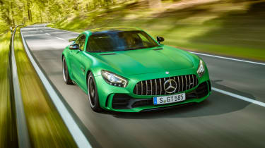 Mercedes-AMG GT R - front action