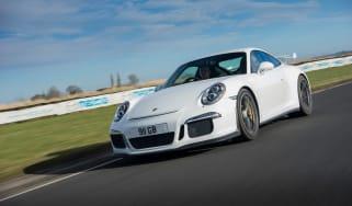 Porsche 911 GT3 front