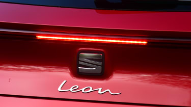 SEAT Leon e-Hybrid long termer - first report Leon badge