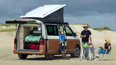Volkswagen California T6.1 - rear