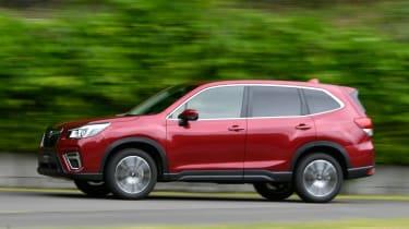 Subaru Forester - side