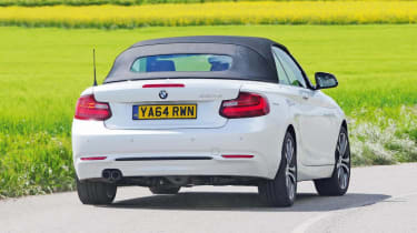 Used BMW 2 Series - rear cornering