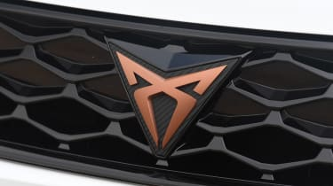 Cupra Ateca - Cupra badge