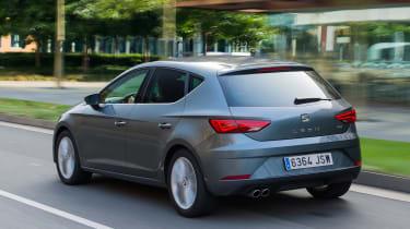 SEAT Leon - rear