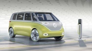 Volkswagen I.D. Buzz - front static