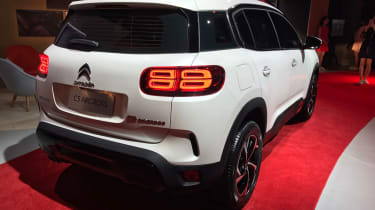 Citroen C5 Aircross - rear
