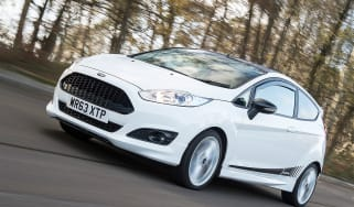 Ford Fiesta 1.0 Mountune - front