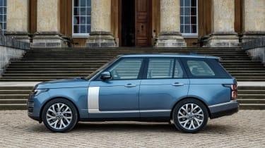 Range Rover PHEV - side static