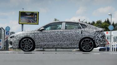 Hyundai i30 Fastback N prototype - side static