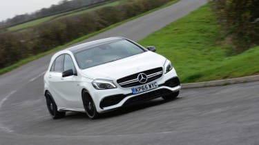 Mercedes-AMG A45 - front pan