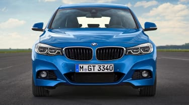BMW 3 Series GT - full front static