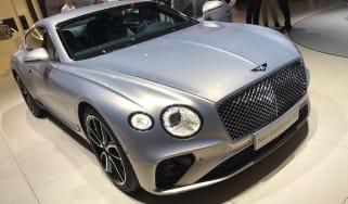 Bentley Continental GT - Frankfurt front