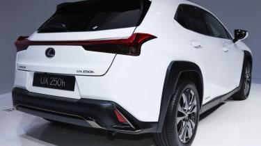 Lexus UX rear