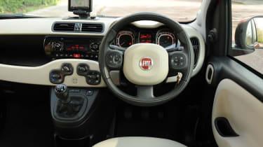 Fiat Panda TwinAir interior