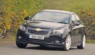 Chevrolet Cruze CS front