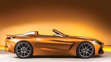 BMW Concept Z4 - side