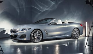 BMW 8 Series Convertible - front