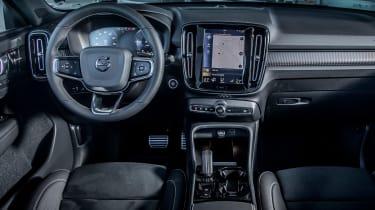Volvo XC40 T5 Twin Engine - dash