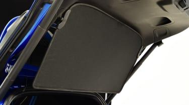 Ford Puma - studio boot detail