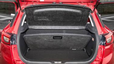 Mazda CX-3 - boot