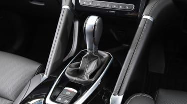 Renault Koleos - centre console