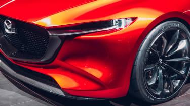 Mazda Kai concept - Tokyo front detail