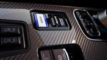 Mitsubishi Outlander PHEV - drive mode
