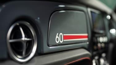 David Brown Automotive Oselli Mini - interior