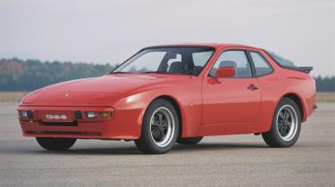 Best cars of the 80s: Porsche 944