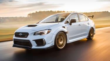 Subaru WRX STI S209 - front