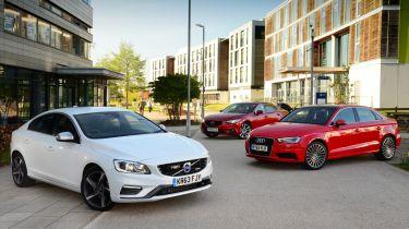 Volvo s60 vs rivals